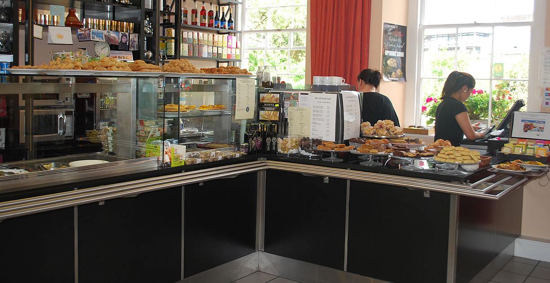 Silk Road Café Dublin Ireland